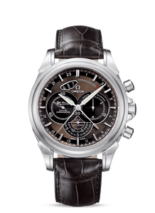 Omega De Ville Chronoscope Co-Axial GMT