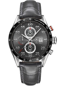 Tag Heuer Carrera Date 43mm Grey Dial