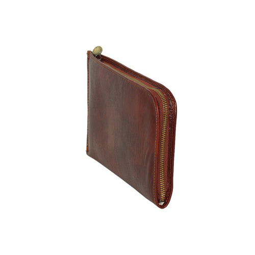 Sulla Brown - Travel Wallet