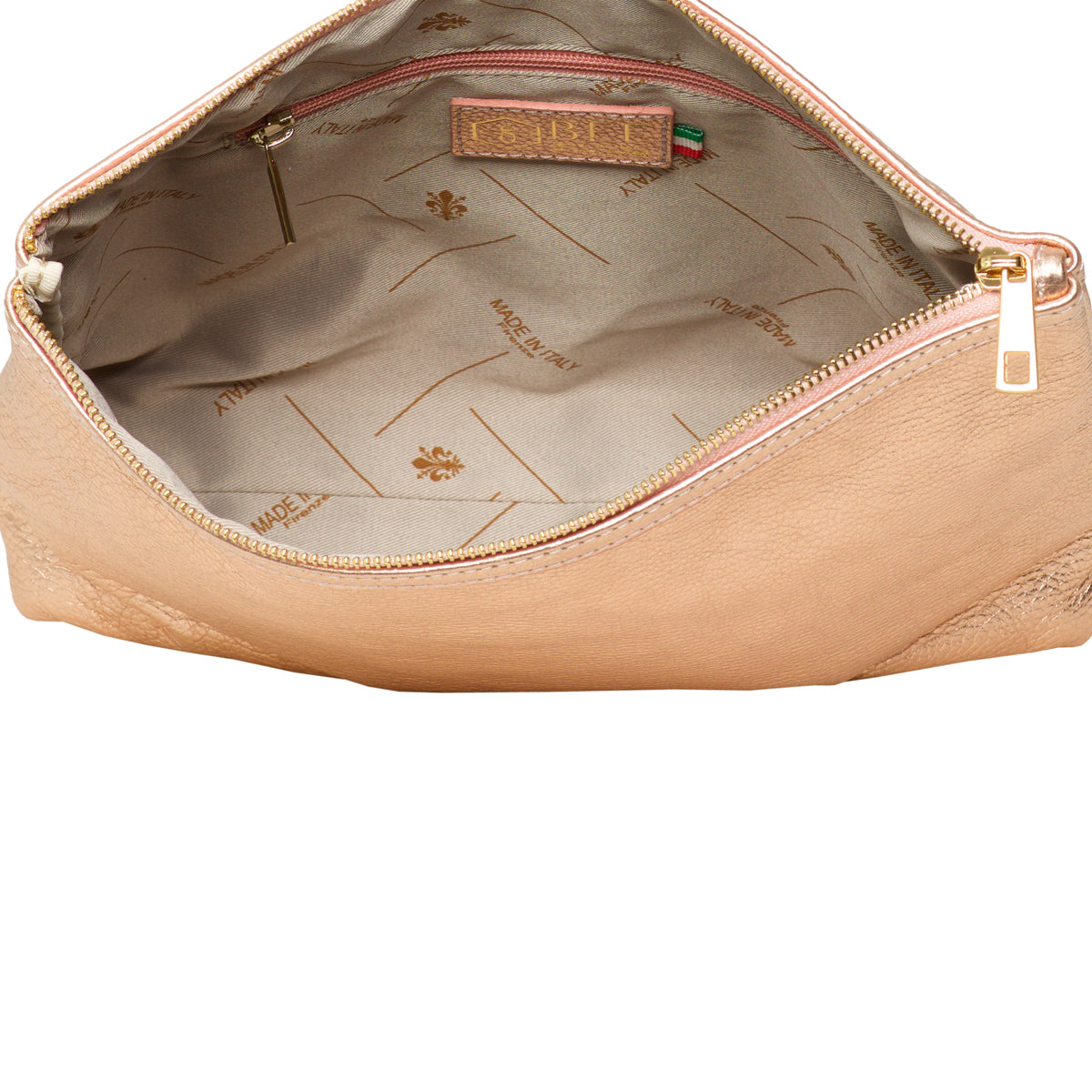 Melita Rose Gold - Cosmetic bag / Clutch Bag