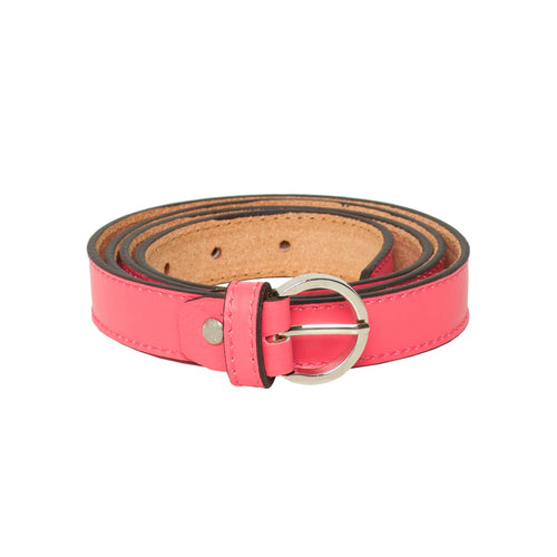 Lucca Pink - Leather Belt