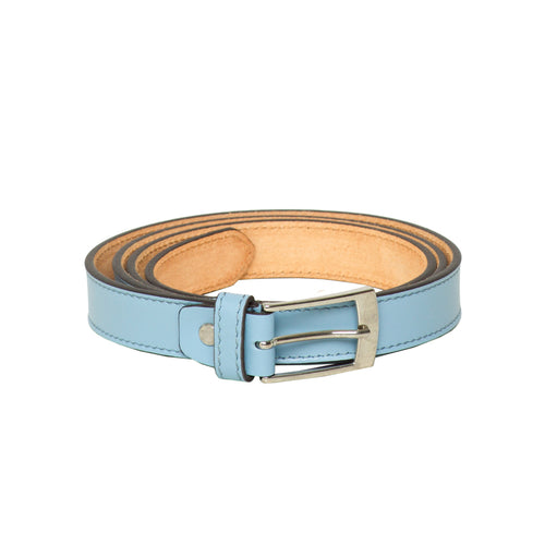 Parma Sky - Leather Belt