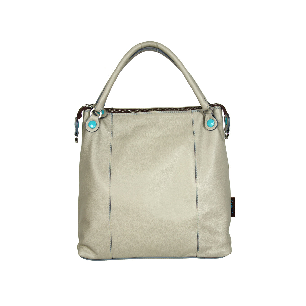 GSAC DMDM Grey (M) - Leather Shoulder Bag