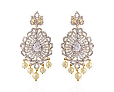 gold-colour-earring