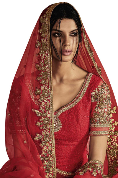 red-a-line-circular-lehenga-in-net