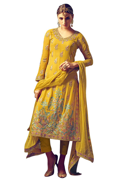 mustard-straight-cut-pakistani-suit-in-georgette