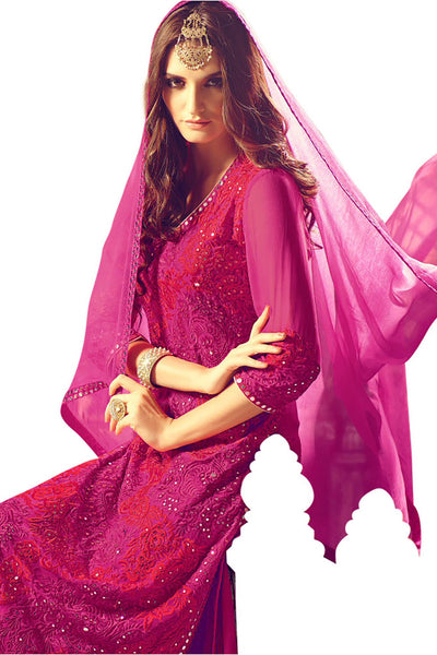 magenta-straight-cut-pakistani-suit-in-georgette