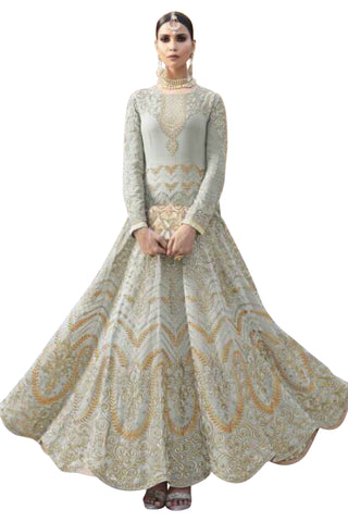 grey-embroided-anarkali-suit-in-georgette