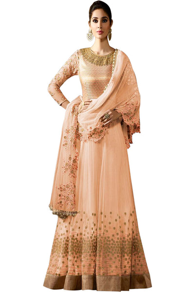 peach-embroided-anarkali-suit-in-net