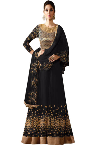 black-embroided-anarkali-suit-in-net