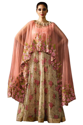 beige-embroided-anarkali-suit-in-jacquard