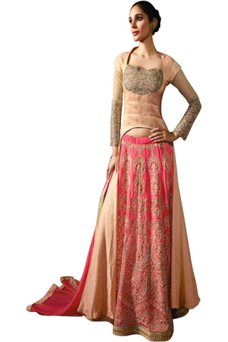 beige-pink-embroided-anarkali-suit-in-georgette