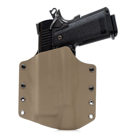OWB Concealment Holster w/Light