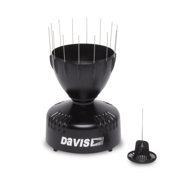 Davis 6465M AeroCone Rain Gauge with Pole Mount (Metric)