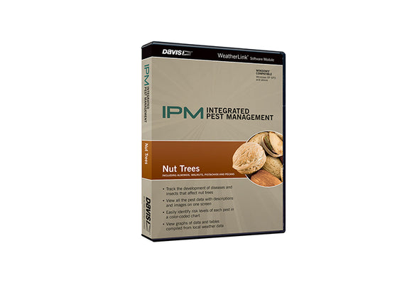 Davis 6574- Integrated Pest Management Module for Nut Trees