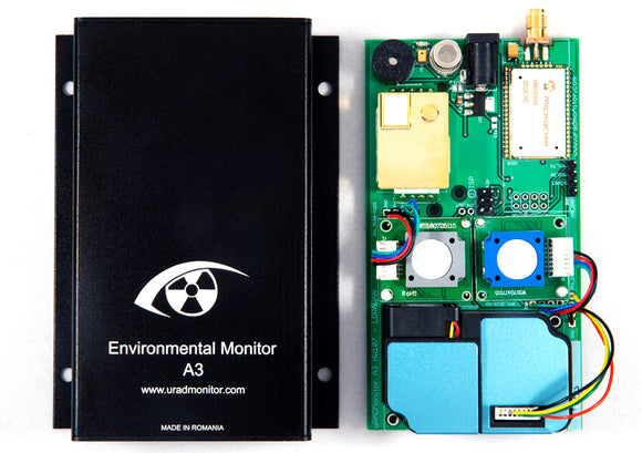 uRADMonitor Model A3 Advanced Air Quality Monitor