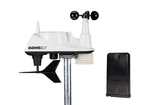 Davis 6110 Vantage Vue ISS and Weatherlink Live Bundle (No Console)