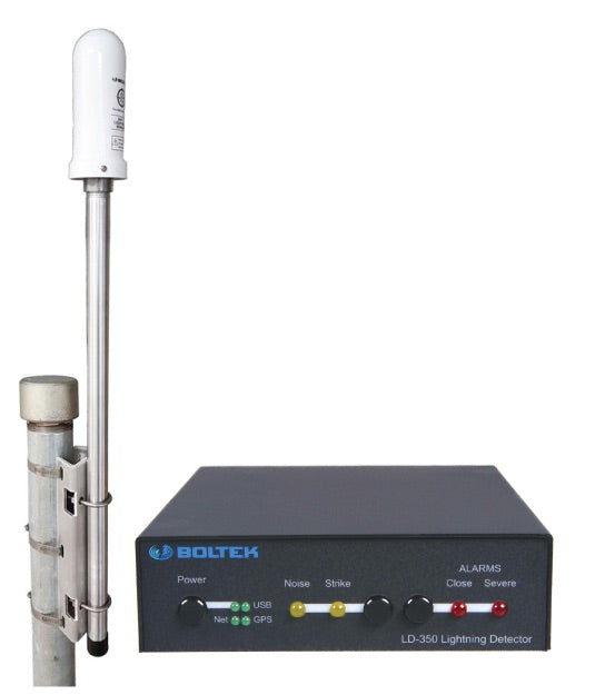 Boltek LD-350 Long Range Detector with Antenna
