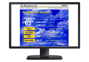 Davis 6558- WeatherLink Network Annual Subscription