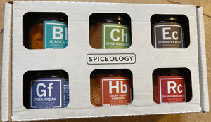 Spiceology Gift Set