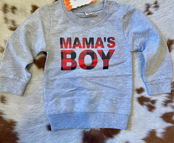 Mamas Boy sweatshirt