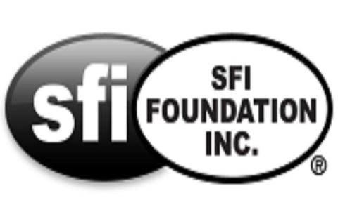 SFI and FIA Approved Race Gear -