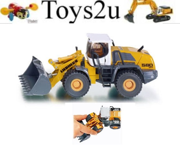 SIKU - 3533 1:50 LIEBHERR R580 LOADER 25% OFF