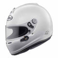 ARAI GP-6S CAR HELMET - WHITE & BLACK