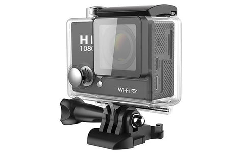 CAMERA SUPER SLIM 1080P ACTION CAMERA AC06