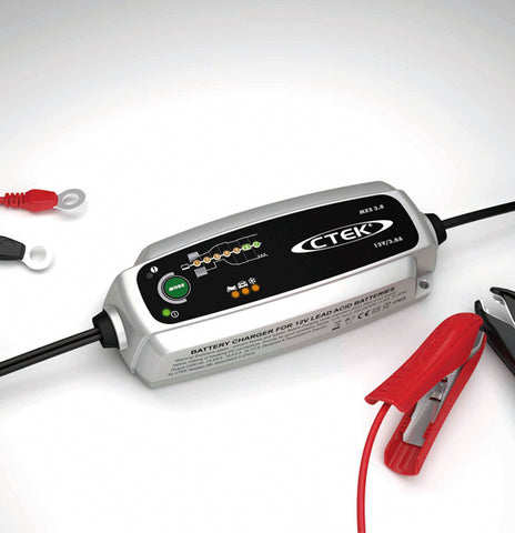 CTEK MXS 3.8 Battery Charger  FD458.3072
