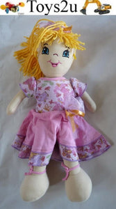 DOLL HANDCRAFTED IN SOUTH AFRICA 45CM