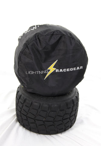 Kart wheel covers