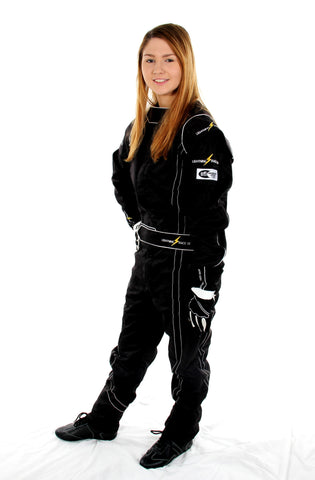 Race Suit 2 layer - SFI Level 5 (LRG213SFI)