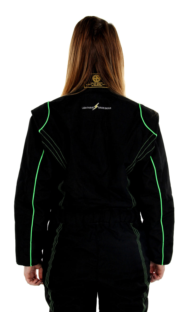 Kart Race Suit - CIK (LRG213) only a few left