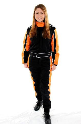 Kart Race Suit - CIK (LRG097) end of line
