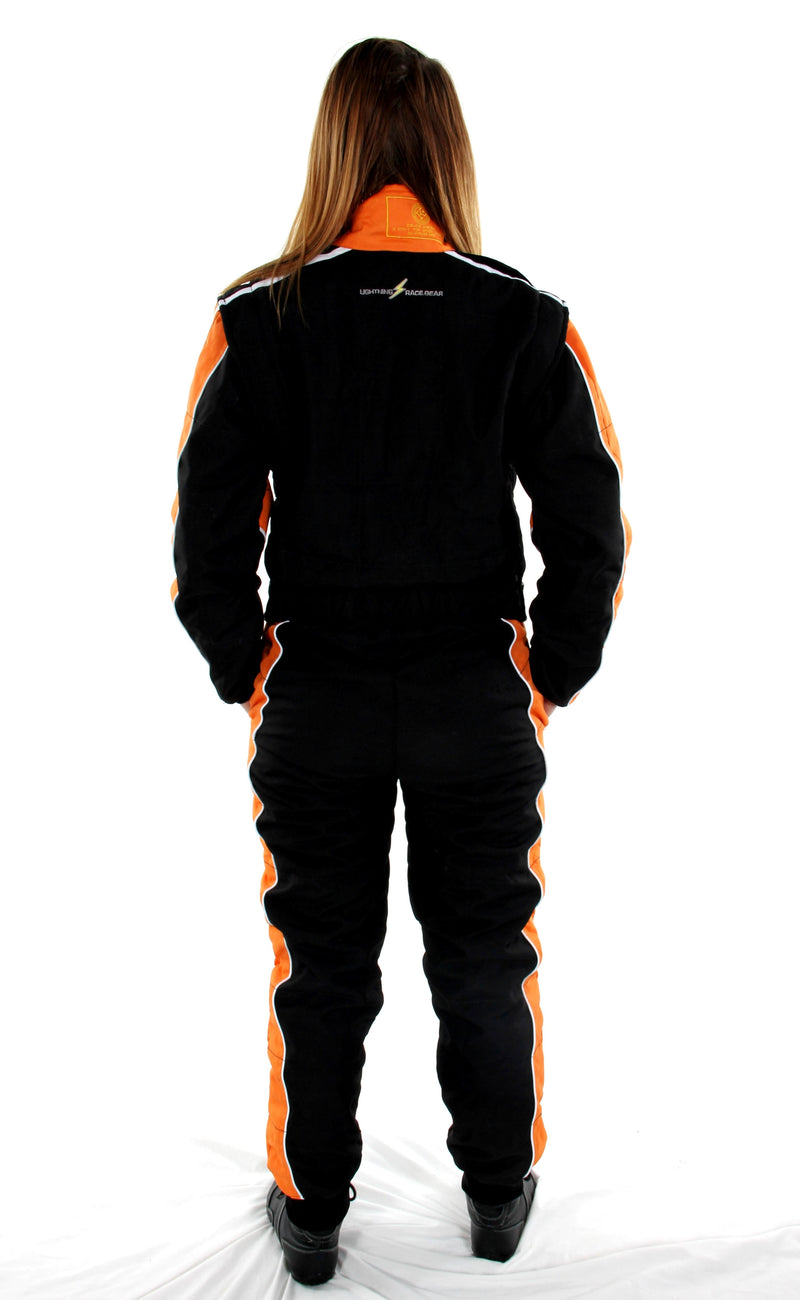 Kart Race Suit - CIK (LRG097) last one