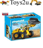 PLAYMOBIL - EXCAVATOR, LOADER, BOBCAT