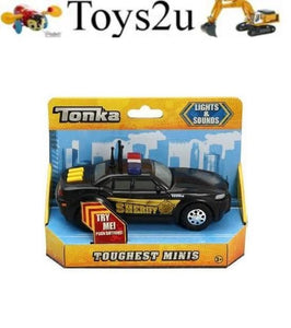 TONKA POLICE, FRICTION JET AND HELICOPTER -  LIGHTS AND SOUNDS