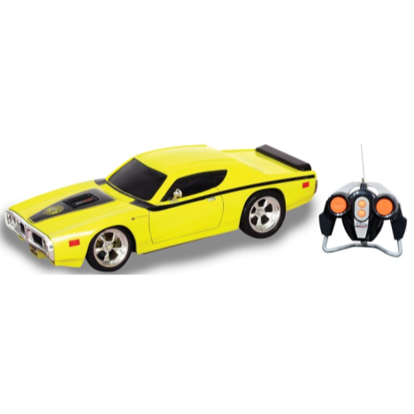 NIKKO RC MUSCLE CARS - FORD MUSTANG, DODGE VIPER,  DODGE SUPER