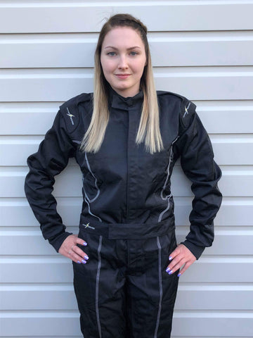 Kart Race Suit - CIK - NEW GEN SUIT (LRG218)
