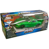 NIKKO RC MUSCLE CARS - FORD MUSTANG, DODGE VIPER,  DODGE SUPER end of line