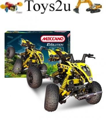 MECCANO -EVOLUTION SET- QUAD BIKE M5210