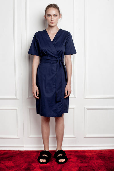 Emrald cotton dress