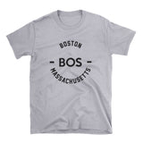 BOS - Boston Massachusetts Shirt
