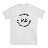IAD - Washington District of Columbia Shirt