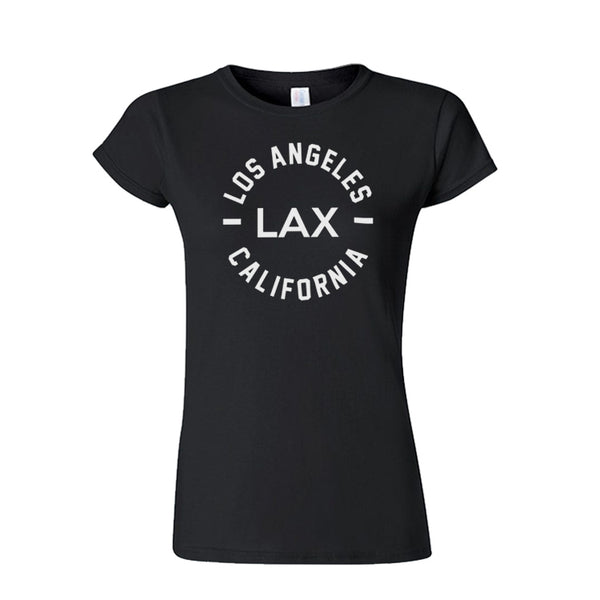 LAX - Los Angeles California Womens Shirt