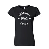 PVG - Shanghai China Womens Shirt