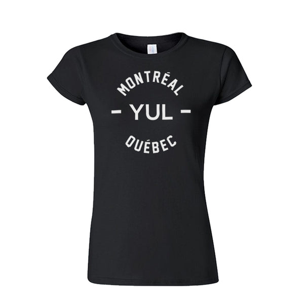 YUL - Montreal Quebec Womens Shirt