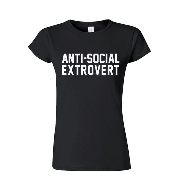 Anti-Social Extrovert Women's Shirt