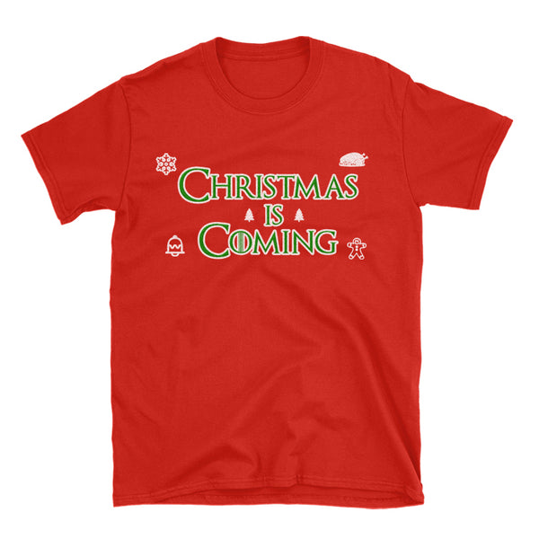 Christmas Is Coming - Game of Christmas Shirt